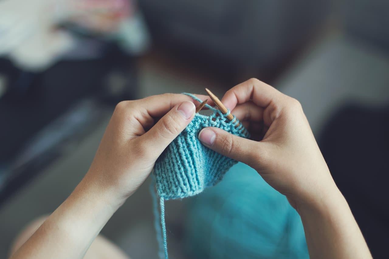 tricoter une cagoule