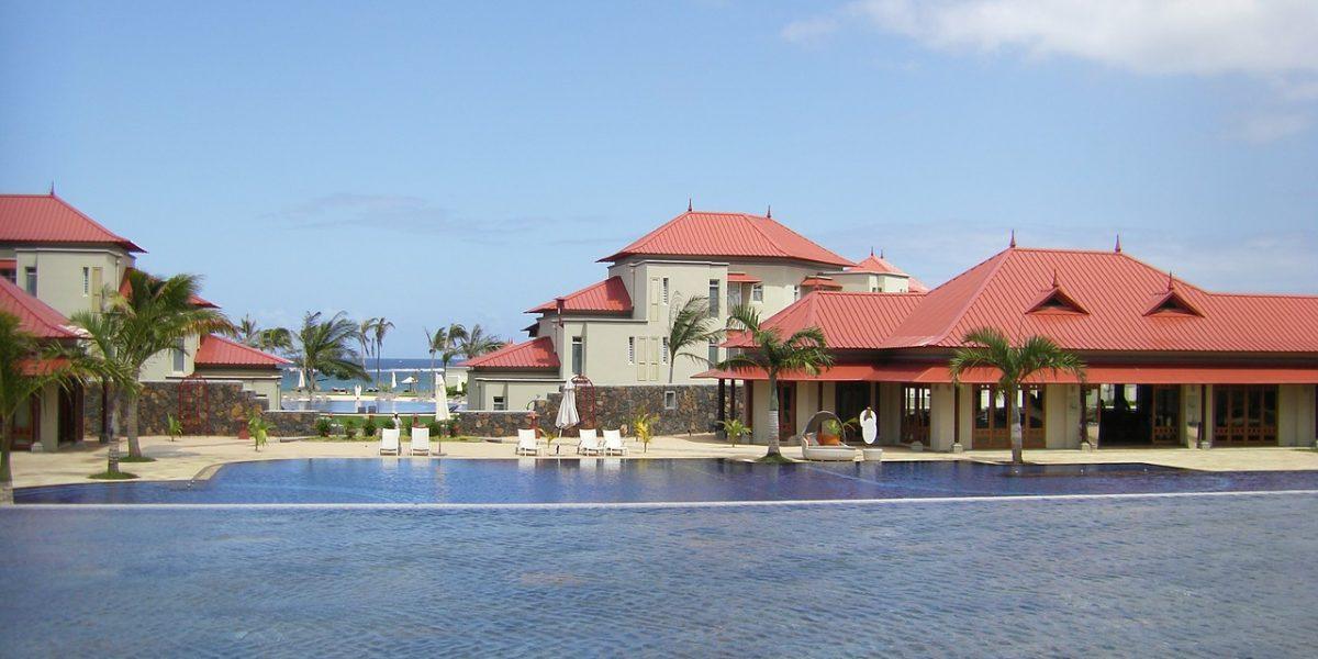 Hôtel île Maurice