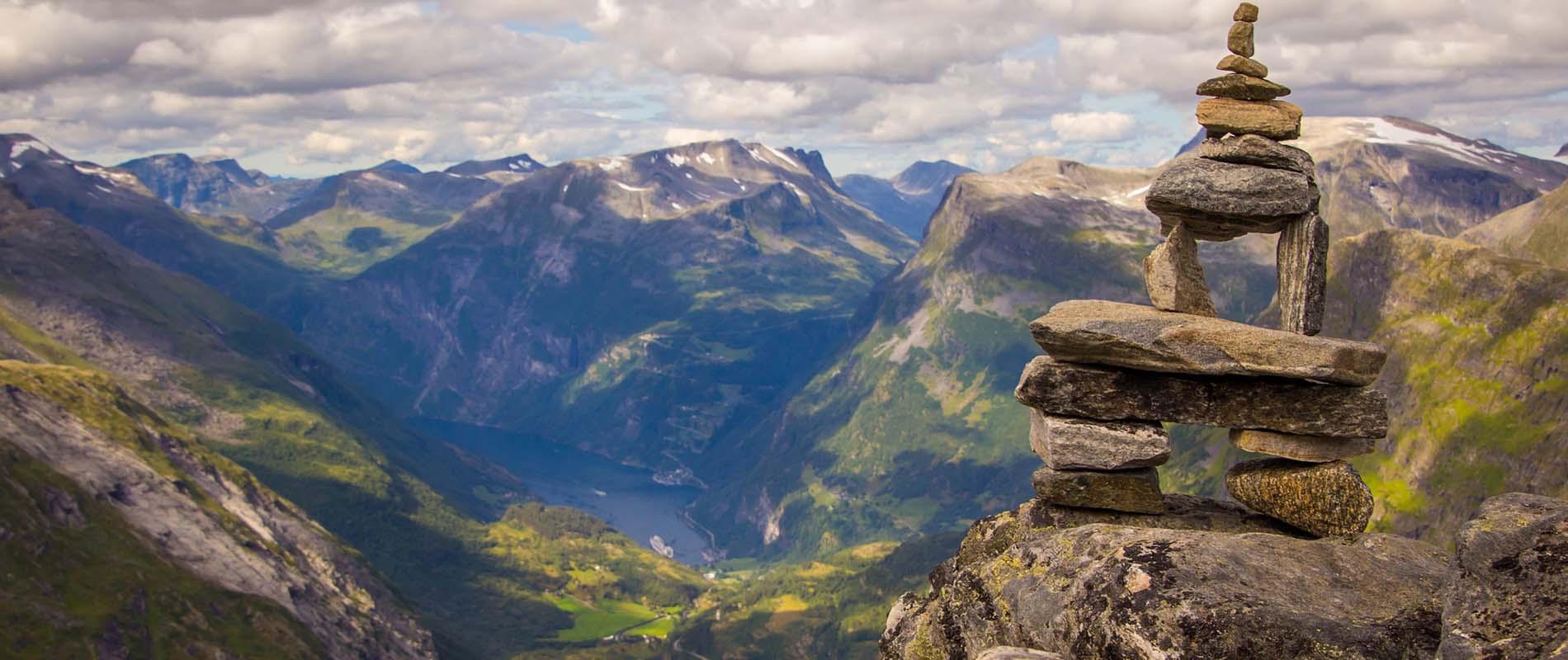 Quand sera programmée votre croisière dans les fjords?