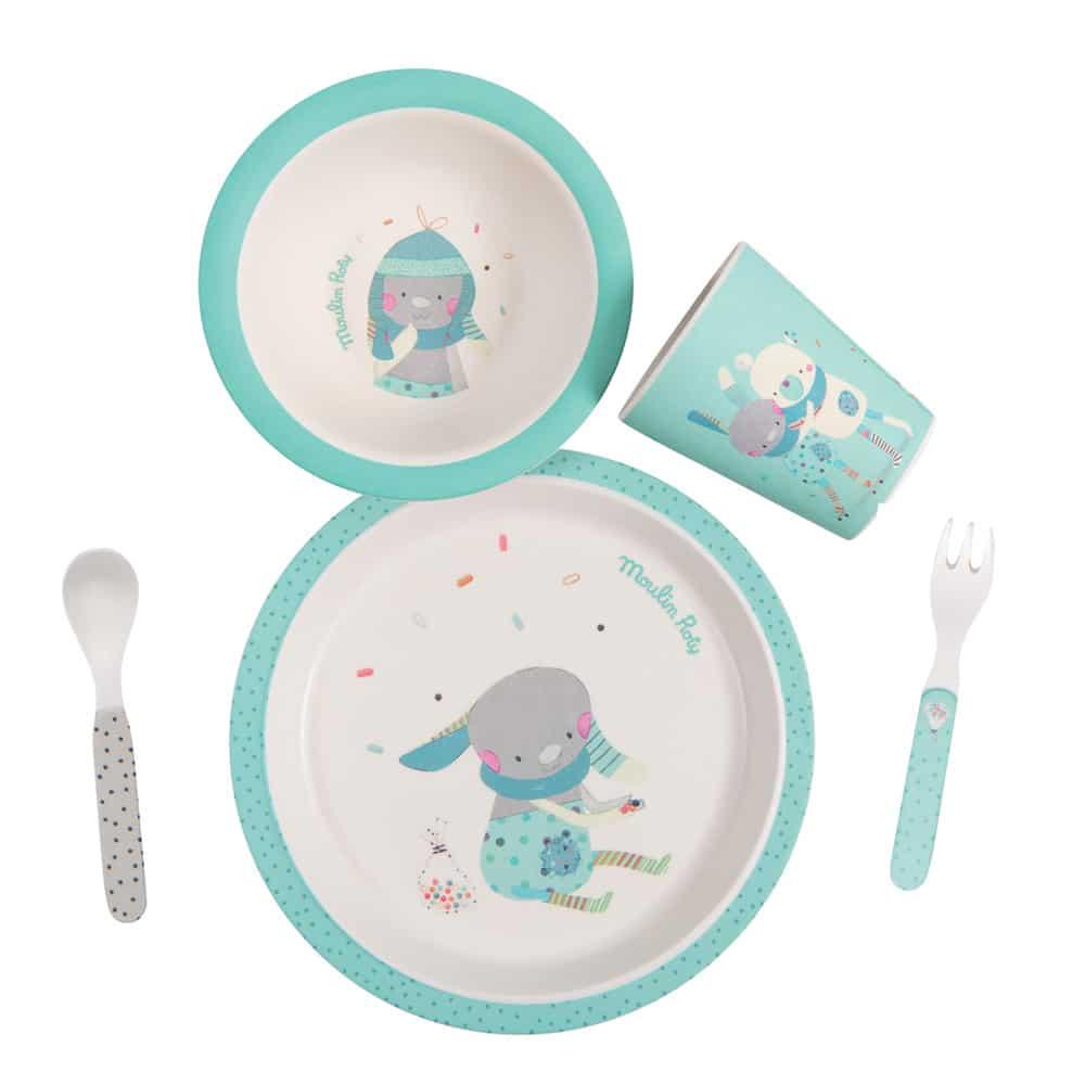 Coffret repas pour bébé : cherchez-vous le meilleur modèle ?