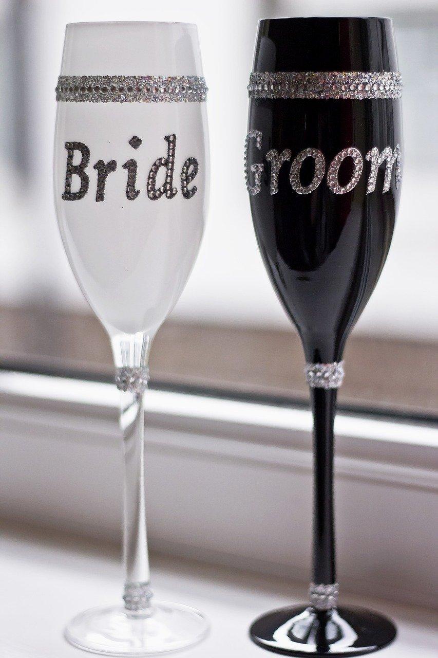 gobelets mariage