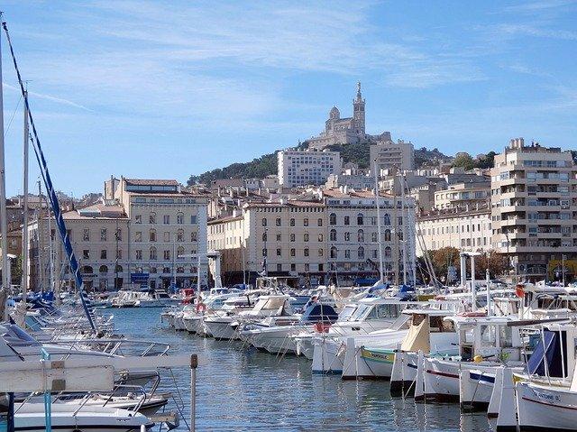 port Marseille